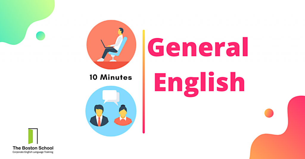 Free English 10 Minute exercise