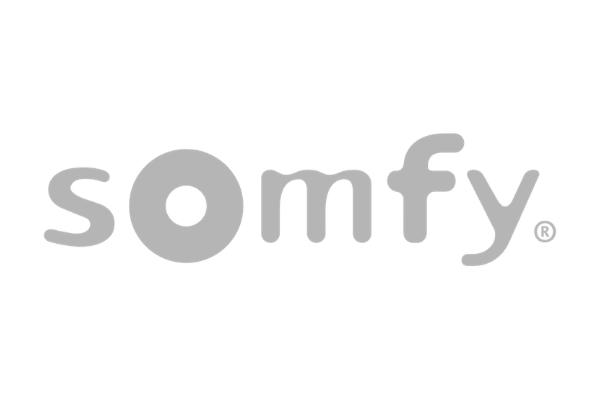Somfy grey logo